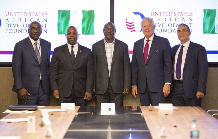 USADF AND THE GOVERNMENT OF NIGER STATE (NIGERIA) ANNOUNCE $10 MILLION CO-FUNDING AGREEMENT DURING UNGA